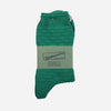 Anonymous Ism - Delta Three Quarter Socks - Green
