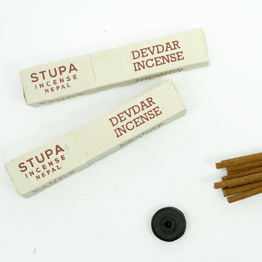 Tube Incense - Devdar