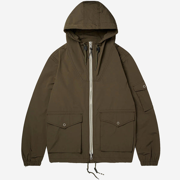 Albam - Drift Nylon Jacket - Olive