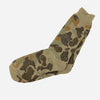 Anonymous Ism - Duck Hunter Camo Crew Socks - Beige
