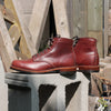 Wolverine 1000 Mile - Evans Leather Boot - Dark Brown