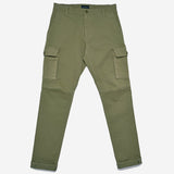 Outclass Attire - Expedition Cargo Pant - Garment Dyed Olive