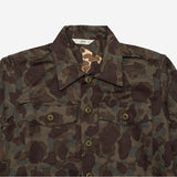 3Sixteen - Fatigue Overshirt - Frog Camo