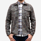 Utility Flannel Workshirt - Brown Plaid