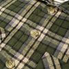 Five Pocket Canyon Shirt - Blanket Flannel Green Plaid