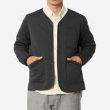 Snow Peak - Flexible Insulated Cardigan - Black