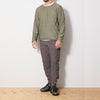 Snow Peak - Flexible Insulated Pullover - Olive Green