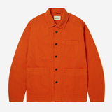 Albam - Foundry Work Shirt - Orange