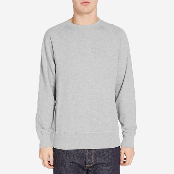 Velva Sheen - Freedom Sweatshirt 8 oz. - Heather Grey