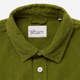 Albam - Gd Cord Shirt - Fir Olive