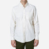 Bon Vivant - Gino Shirt - Organic Cotton - Off White