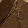 Greenflex Suede Desert Boot - Dark Chestnut