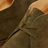 Greenflex Suede Desert Boot - Foresta Green