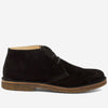 Greenflex Suede Desert Boot - Nero Black