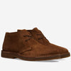 Astorflex - Greenflex Desert Boot - Dark Khaki Waxed