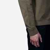 Kestin Hare - Haymarket Map Pocket Sweatshirt - Olive