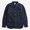 Heavy Dobby Work Shirt - Indigo