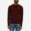 Velva Sheen - Heavy Oz. Crew Sweatshirt - Burgundy