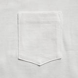 3Sixteen - Heavyweight Pocket T-Shirt - White