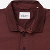 Albam - Heavyweight Rugby Shirt - Port