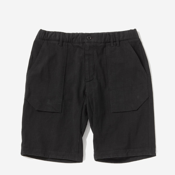 High-Density Dotsume Shorts - Black