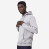 Classic Organic Hoodie - Heather Grey