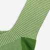 Anonymous Ism - Houndtooth Crew Socks - Green