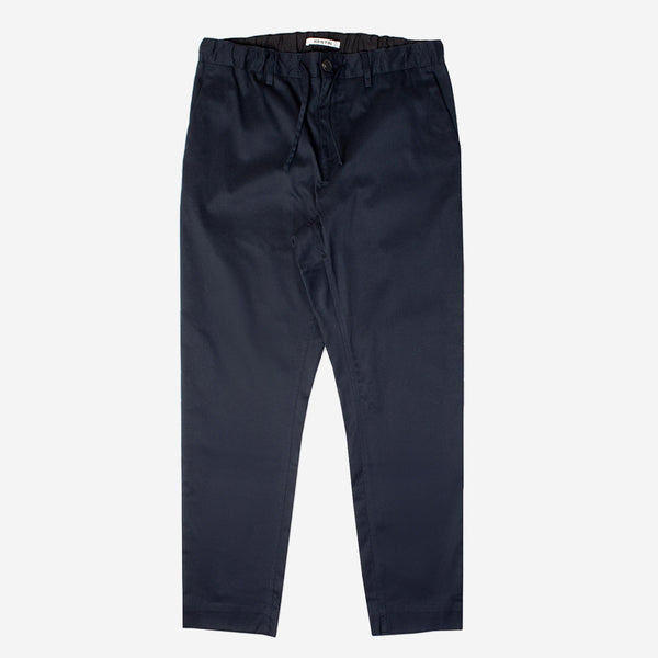 Kestin Hare - Inverness Stretch Twill Trouser - Midnight Navy