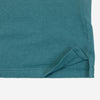 Jersey/Broadcloth Pocket T-Shirt - Teal