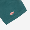 Battenwear - Jersey/Broadcloth Pocket T-Shirt - Teal