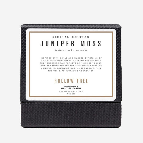 Special Edition - Juniper Moss Candle