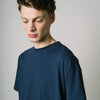 Fly Crew Neck Jersey T-Shirt - Navy