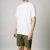 Fly Crew Neck Jersey T-Shirt - White