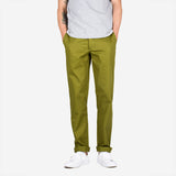 Bon Vivant - Keenan Relaxed Lightweight Twill Chino - Green