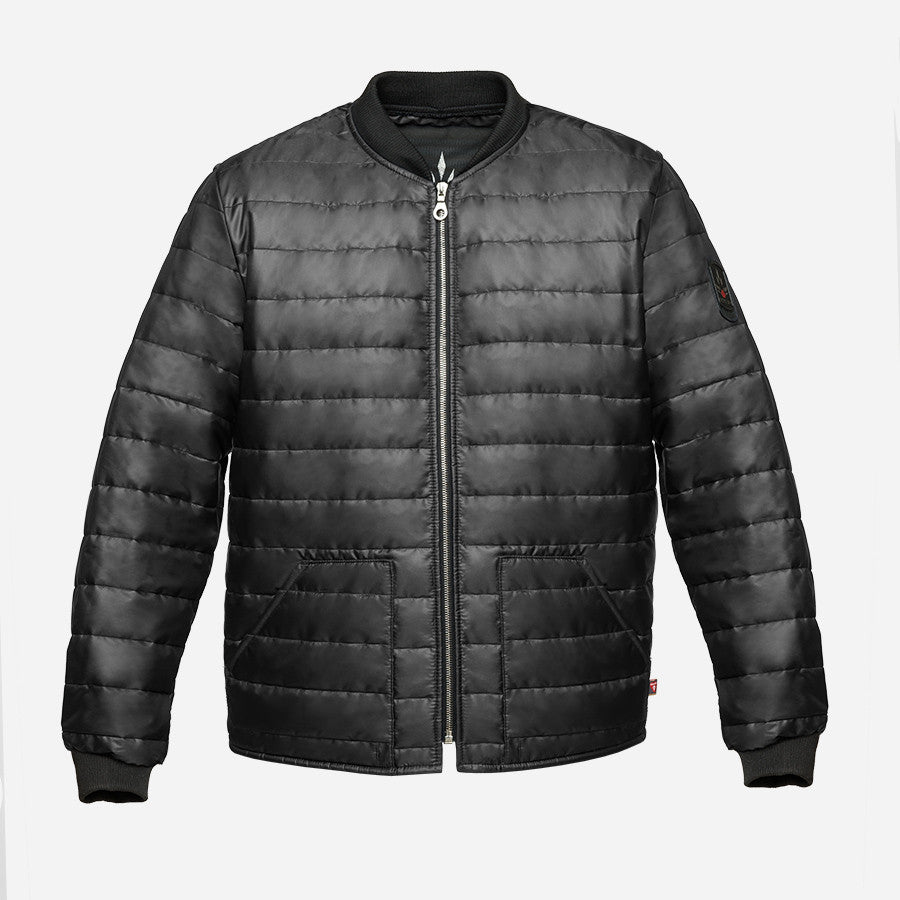 Arctic Bay - Kingston Light-Weight Jacket - Imperial Black