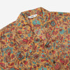 Leisure Short-Sleeve Shirt - Sand Floral