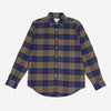 Lift Plaid Flannel Shirt - Purple/Dijon