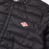 Light Inner Down Jacket - Black