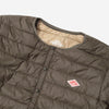 Light Inner Down Jacket - Olive