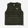 Light Inner Down Gilet Vest - Iron Charcoal