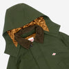 Light Outer Hunting Jacket - Olive