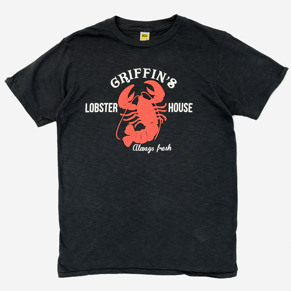 Velva Sheen - Lobster House T-Shirt - Black