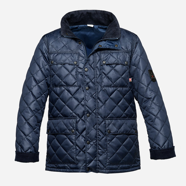 Arctic Bay - London Light-Weight Jacket - Imperial Navy