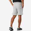 New Balance - Essentials Stacked Logo Short - Athletic Grey