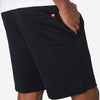 New Balance - Essentials Stacked Logo Short - Black