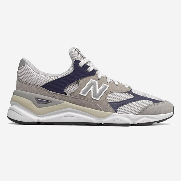 "New Balance - X-90 Reconstructed - Grey ""Marblehead"""
