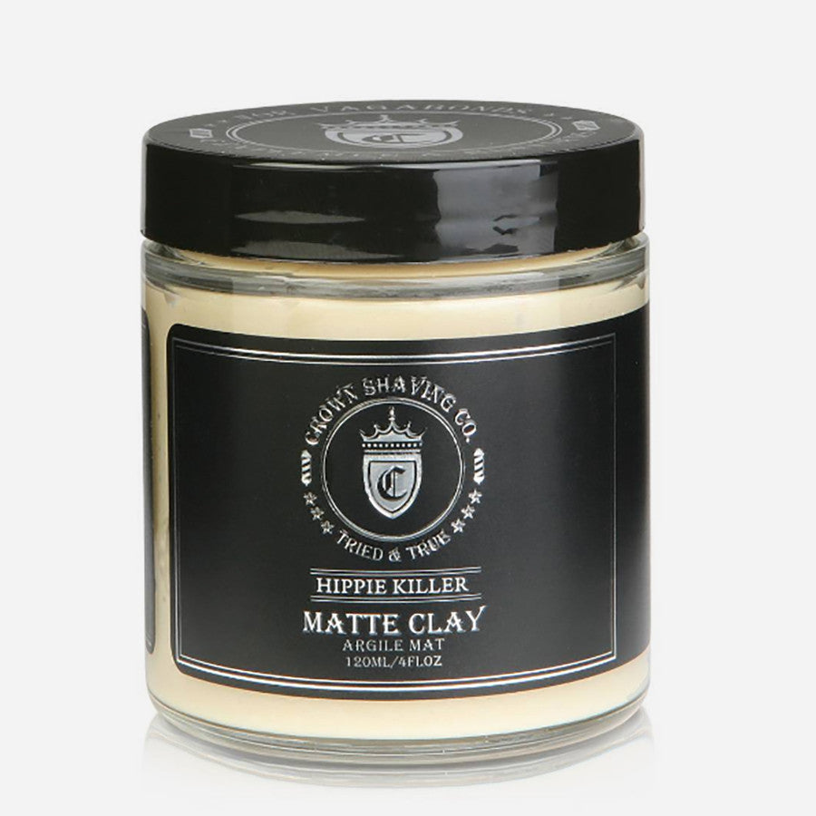 Matte Styling Clay (120 ml)