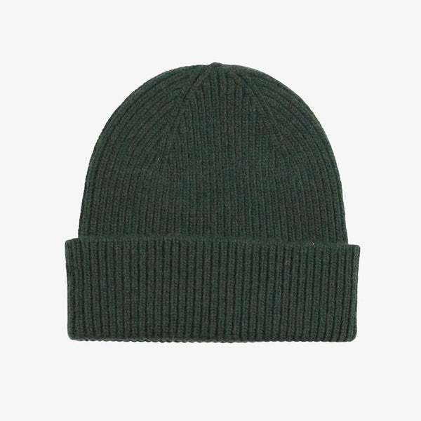 Colorful Standard - Merino Wool Beanie - Hunter Green