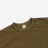 Merry Company - Merry Pocket Tee - Wood