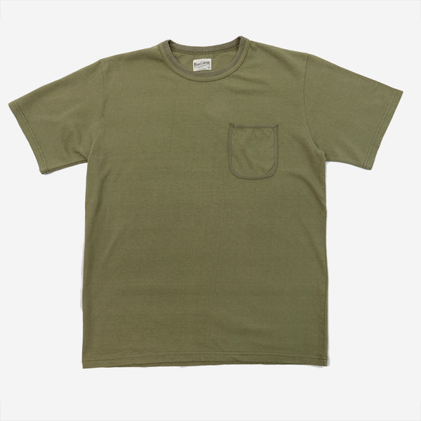 e243c1de10a Merry Company - Merry Pocket Tee - Olive Green (MG AFR Exclusive) – Muddy  George